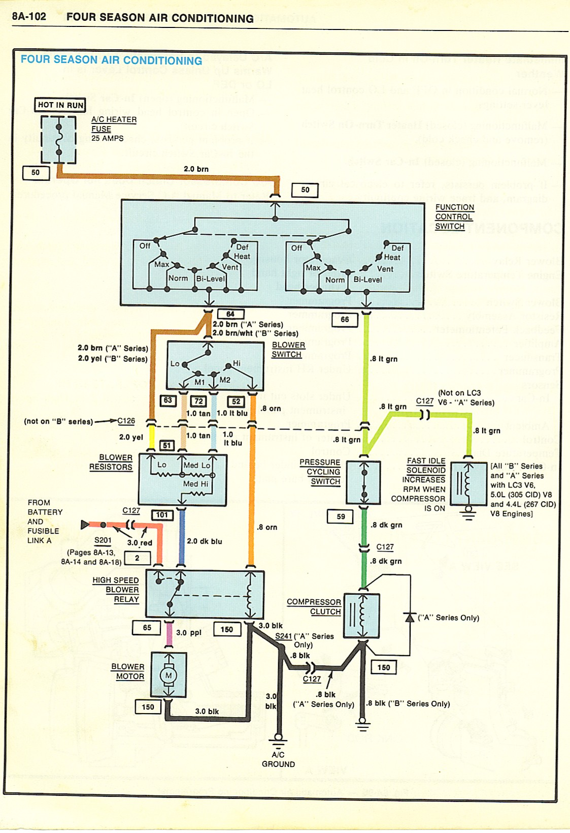 1971 el camino engine wiring diagram i need the    wiring    schematics for ac compressor  i need the    wiring    schematics for ac compressor