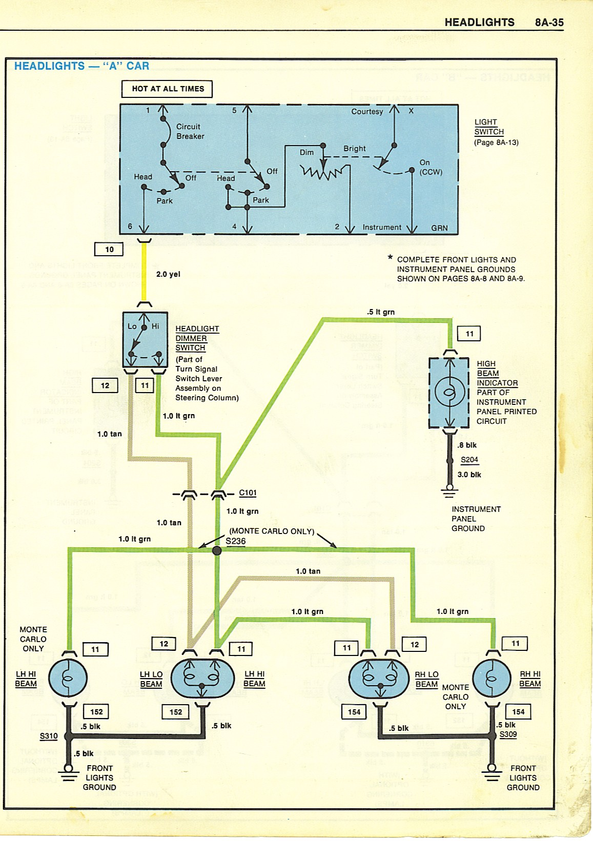 1981 Corvette Headlight Wiring Diagram - Wiring Diagram Text cream-post -  cream-post.albergoristorantecanzo.it | 1981 Corvette Headlight Wiring Diagram |  | cream-post.albergoristorantecanzo.it