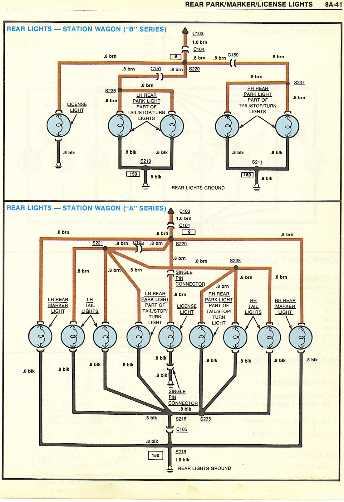 1981 el camino fuse diagram wiring diagrams  wiring diagrams