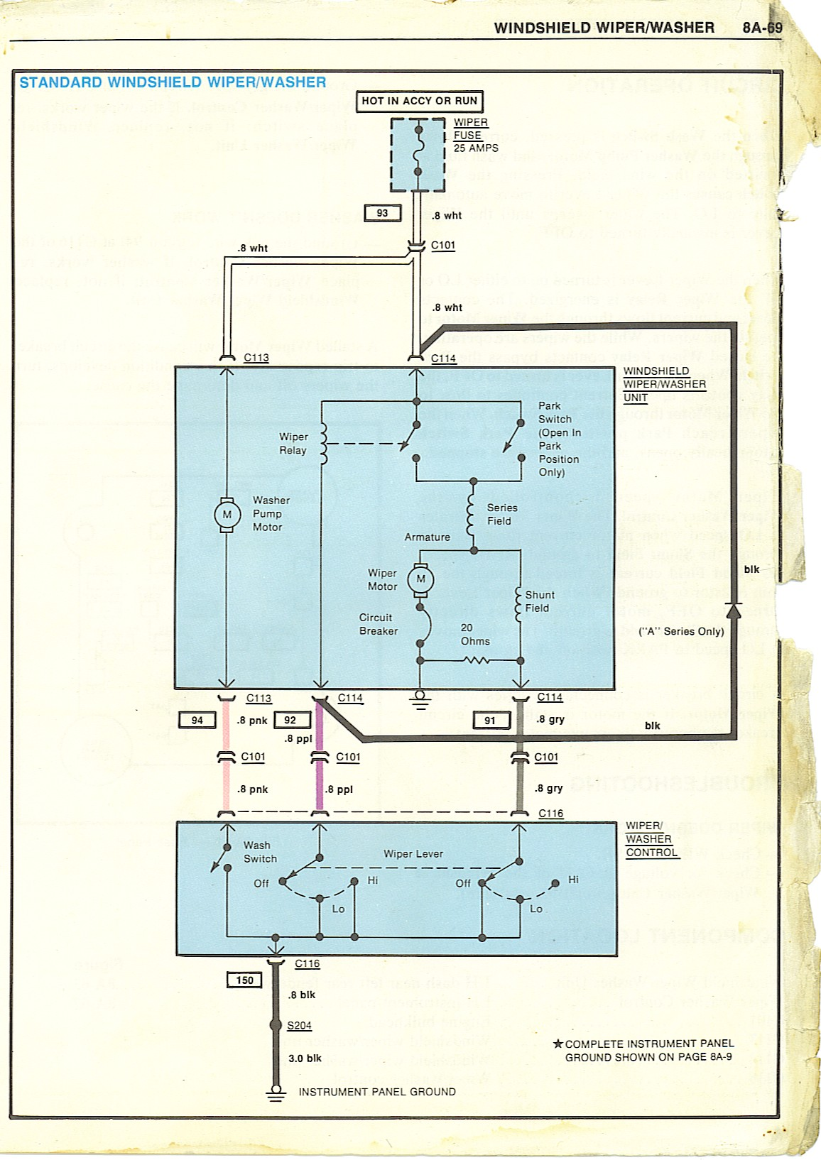 85 El Camino Wiring Diagram - List of Wiring Diagrams  Firebird Ignition Wiring Diagram on