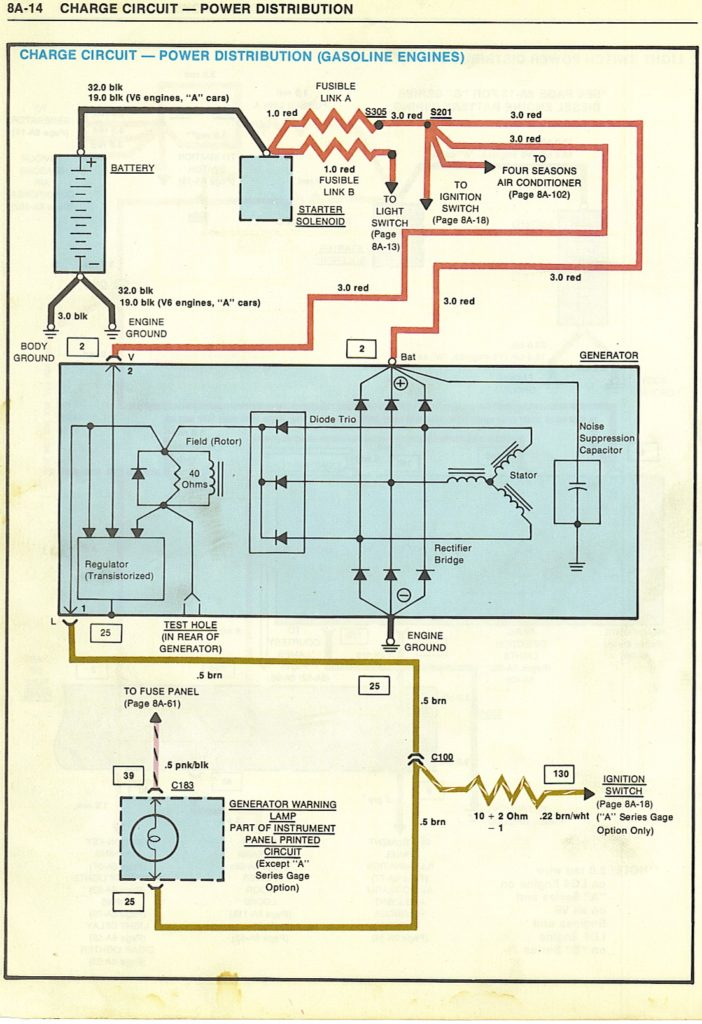A/G BODY WIRING DIAGRAMS MalibuRacing.com